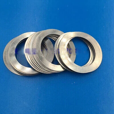 M5 Ultra-Thin Flat Washers Small Outer Diameter Flat Gasket 0.1-1.0mm Thick 2