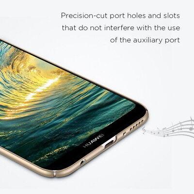 For Huawei P20 Lite Pro Plus P10 P9 Shockproof Matte Slim Hard Back Case Cover 8