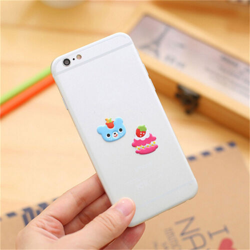 1//7pcsX Cartoon 3D Bubble Stickers DIY Diary Scrapbook Album Phone Decor Sticker