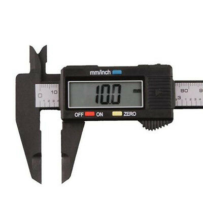 Prevalent 150MM 6inch LCD Digital Electronic Vernier Caliper Gauge Micrometer