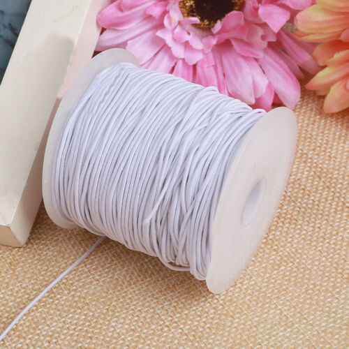 Elastic Stretchy Beading Thread Cord Bracelet String For Jewelry Making 100m 2