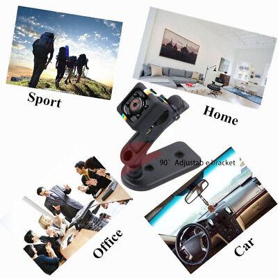 Telecamera Spia Microcamera Infrarossi Full Hd Nascosta Micro Notturna Mini Sq11 7