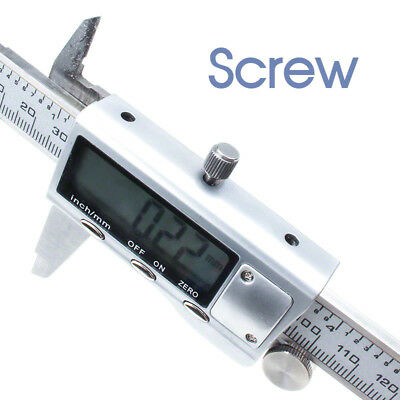 Vernier Caliper LCD Electronic Digital Gauge Stainless Micrometer ozstock 5