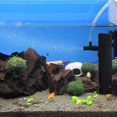300LPH verticale Aquarium Fish Tank Filtre interne Pompe de filtration pulvérisa 4