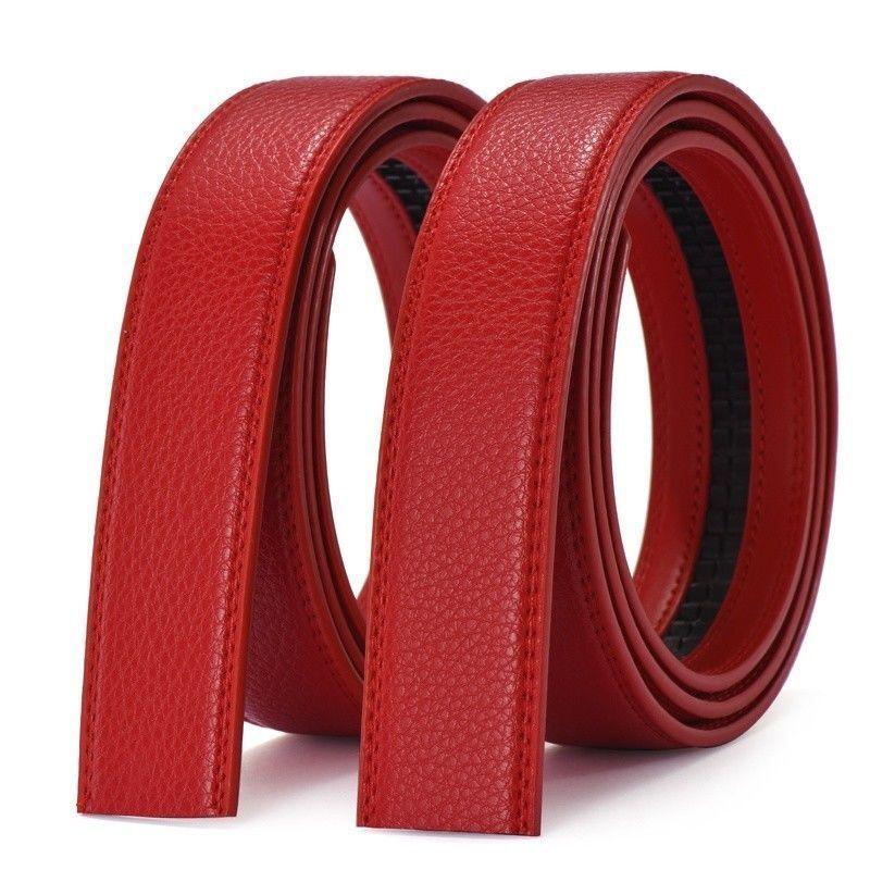 3 sur 12 hommes non boucle ceinture cuir synthétique AUTOMATIQUE lanière  affaires taille bad96d1559c