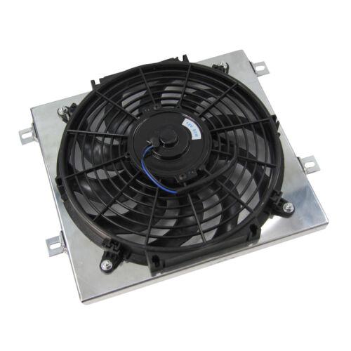 Alloy Radiator Shroud fan fit for Yanmar Diesel 3TNE74 119621-44500