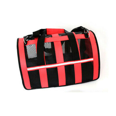 Pet Carrier Soft Sided Cat / Dog Comfort Travel Tote Bag Airline Approved S/M/L 8