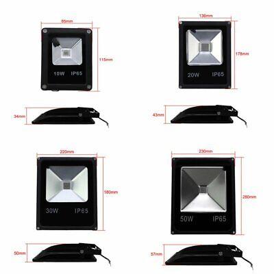 10W 20W 30W 50W LED RGB Projecteur Projecteur Spot Extérieur Projecteur IP65 SMD 8