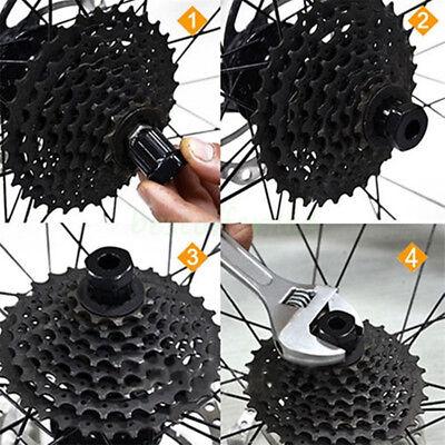 Shimano freewheel socket U5I7 Bike rear cassette cog remover Cycle repair tool
