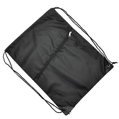 Cinch Sack Backpack String Drawstring Gym Bag Tote School Sport Travel Rucksack 7