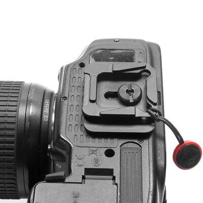 Peak Design Capture Camera Clip v3 Schwarz inkl. standart Plate, Kameraclip 8