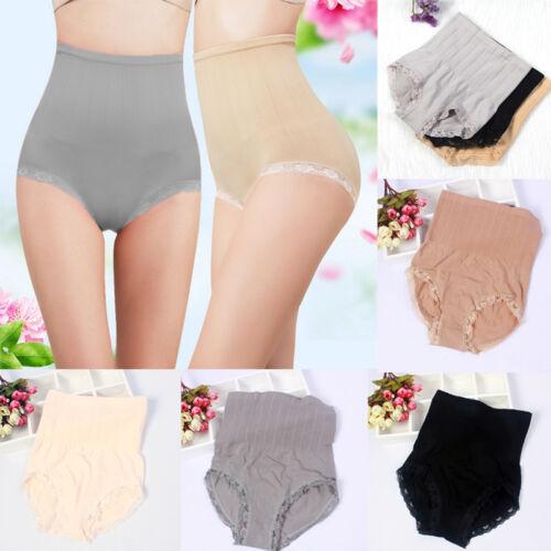 6e75ce3e16580 Women High Waist Tummy Shapewear Body Control Slim Shaper Panty Girdle  Underwear 3 3 of 8 ...