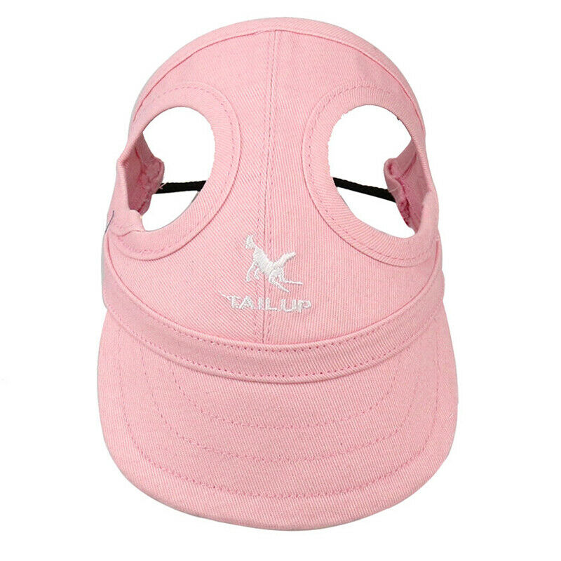 Pet Small Large Dogs Summer Outdoor Travel Baseball Sun Protection Hat Cap 8