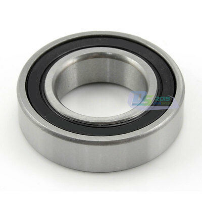 1pc Bearings Size 6801 2 RS Rubber Sealed Deep Groove Ball Bearing 12x21x5mm 4