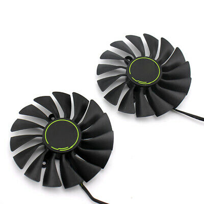 PLA09215B12H for MSI GeForce RTX 2080 2080Ti Graphics Card Cooling Fan 3