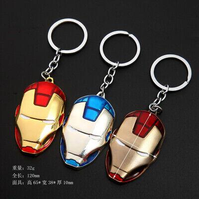 Marvel Avengers Thor's Hammer Metal Keyring Keychain Key Chain Punk Thor Batman 7