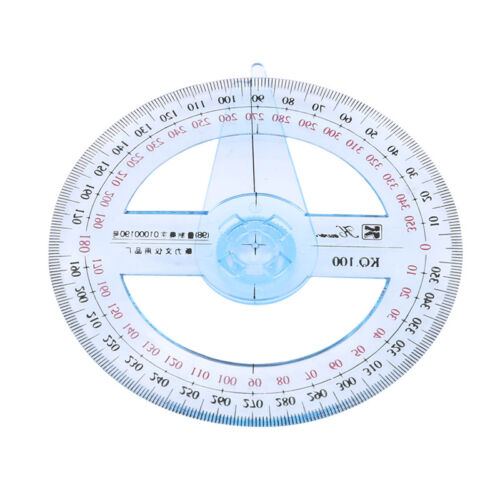 Useful Measuring Tools Swing Arm Protractor Angle Finder Ruler 360 Degree Shan 3