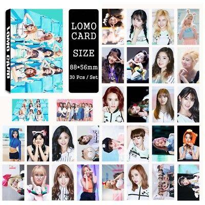 Lot of & KPOP TWICE Album PhotoCard Poster Photo Card Lomo Card Bookmarks 3