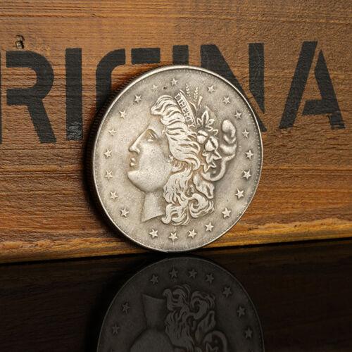 Euro Historische Zahlen  Gedenkmünze Silver Dollar Crafts 3