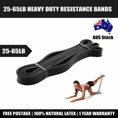 Strength Band Power Resistance Rubber Band Chin Up Pull Up Training Exercise Gym 4