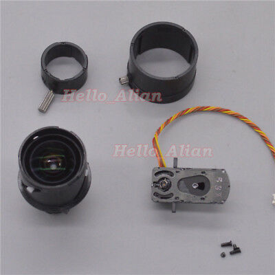 2-Phase 4-Wire Stepper Motor Camera Lens Viewfinder Camera Optical Lens Shutter 8