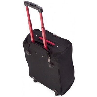 Maleta de cabina Benzi BZ4891 ligera 1,7 kg gran capacidad equipaje de mano 5