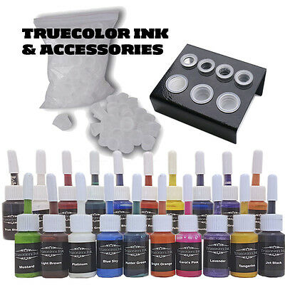 Complete Tattoo Kit Professional Inkstar 2 Machine JOURNEYMAN Set GUN 20 Ink 7