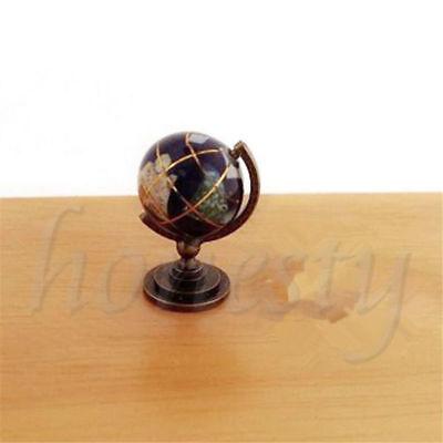 1:12 Dollhouse Miniature Globe// Mini Globe// Doll Office C63