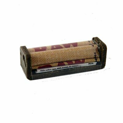 RAW Cigarette Rolling Machine 70mm Ecoplastic Roller Maker Smoking Blunt Joint 2