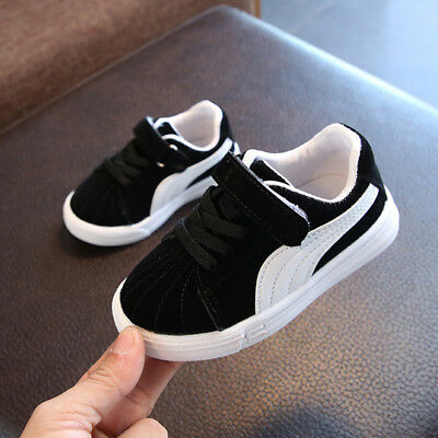 Boys Girls Kids Trainers Shoes Sneaker Children Infant Toddler Casual Shoes size 4