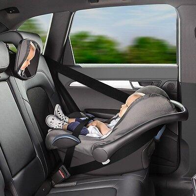 Reer BabyView Auto Sicherheitsspiegel Kinderspiegel Sicherheit Rückspiegel, Neu