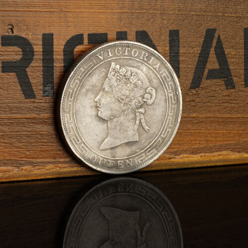 Euro Historische Zahlen  Gedenkmünze Silver Dollar Crafts 10
