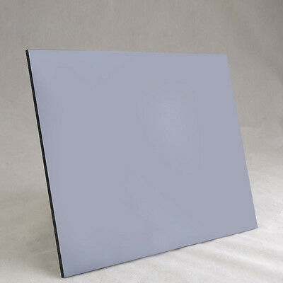 Black ABS Plastic Sheet Board DIY Model Craft 200x250mm 1/1.5/2/3/4/5mm Thick 4