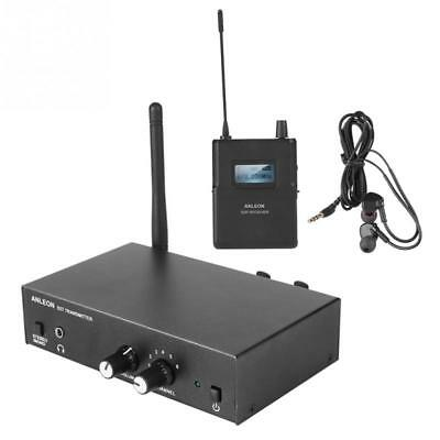 ANLEON S2 UHF Stereo Monitor System Wireless In-ear Stage Trasmitter / Receiver 6