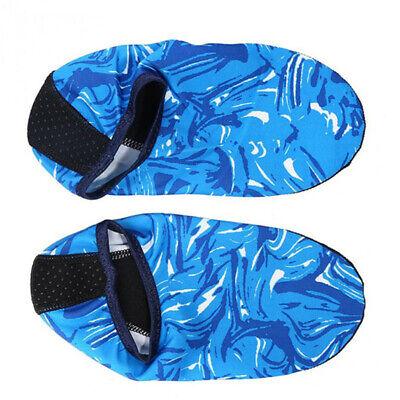Adult Kids Water Skin Shoes Socks Diving Socks Pool Beach Swim Slip On Surf UK 3