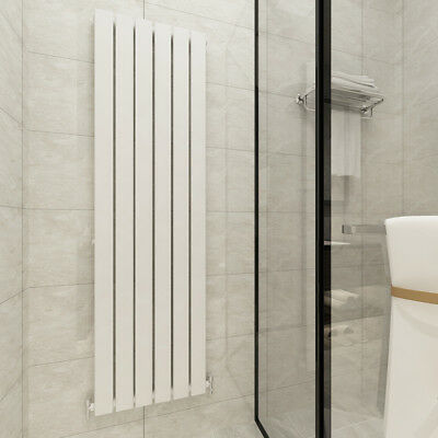 Designer Radiator Horizontal Vertical Flat Panel Oval Column Heating Panel Rads 2