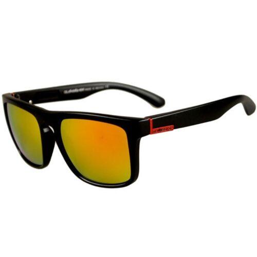 Fashion Square Frame Sunglasses for Men Driving Outdoor Sports Fishing Eyewear 5