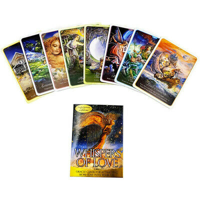 High Quality Magic Archangel Oracle Cards Earth Magic Fate Tarot Party Desk Card 6