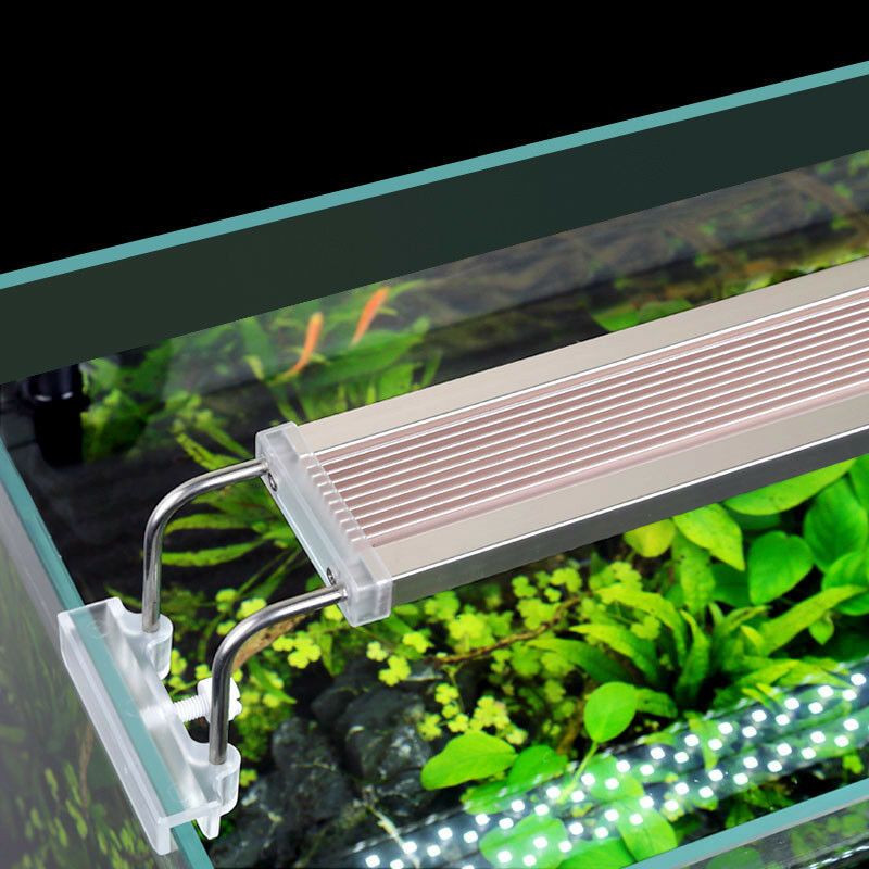 Aquarium LED Light Lighting Full Spectrum Aqua Plant Fish Tank Marine Bar Lamp 5