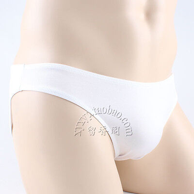 Slip Fesses Nues Sexy Homme S M Erotique Thong Man Underwear Uomo Lenceria 10 • EUR 6,99