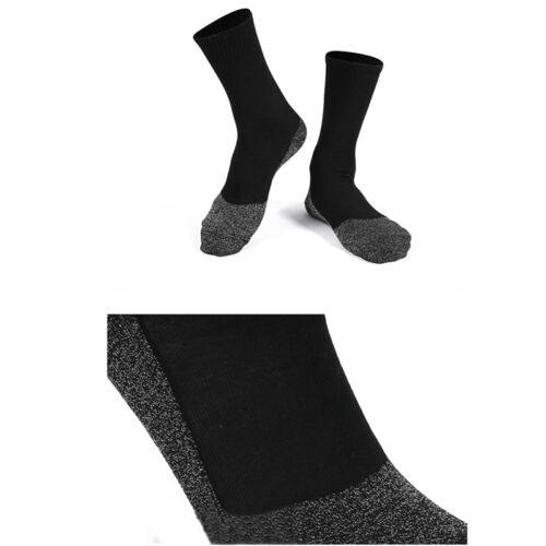 3 Pair 35 Below Socks Keep Your Feet Warm Dry Aluminized Fiber Heat Insulation