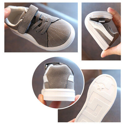Boys Girls Kids Trainers Shoes Sneaker Children Infant Toddler Casual Shoes size 7