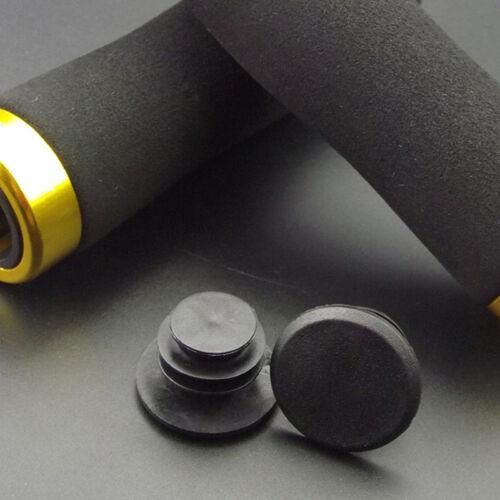 Radsport Fahrradteile & -komponenten 1pcs Cycle Road MTB Fahrrad Lenker Ende Lock On Plugs Bar Griffe Caps.