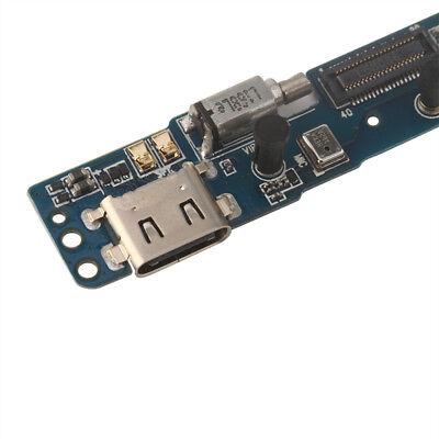 Placa de carga, puerto usb micrófono usb charging board Vernee Apollo X 4