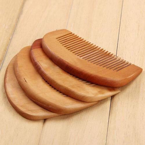 Peine De Madera escénicas Barba bigote para Hombre Caballero del cabello