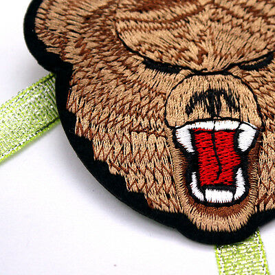 New Embroidered Applique Iron On Patch design DIY Sew Iron On Patch Badge pick 5