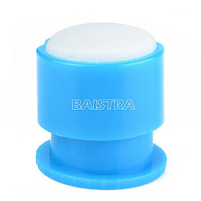 10X Dental Autoclavable Round Endo Stand Cleaning Clean Foam Sponges File Holder 7