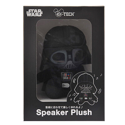 Disney HAPI TAS luggage tag Star Wars Darth Vader /& Stormtrooper Black Face