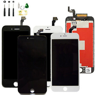 OEM iPhone 6 6s 7 8 Plus Lcd Accembly Digitizer Complete Set Screen Replacement 3