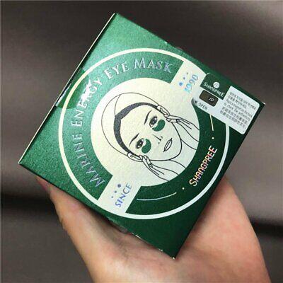Korea Shangpree Ginseng Berry / Marine Energy / Gold Hydrogel Eye Mask #au 4